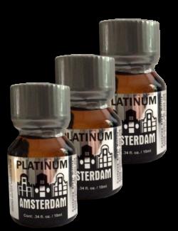 Amsterdam Platinum - 3 Pack
