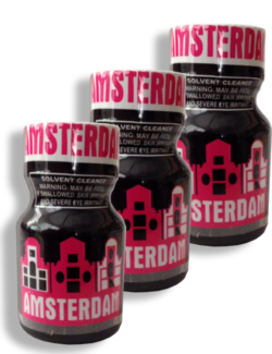 Amsterdam 10ml - 3 Pack