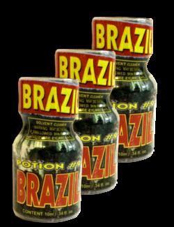 Brazil 10ml - 3 Pack