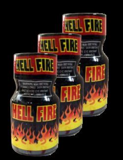 Hellfire 10ml - 3 Pack