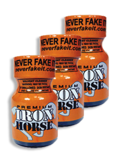 Iron Horse 10ml - 3 Pack