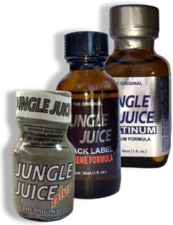 JUNGLE JUICE Sampler - 3 Pack