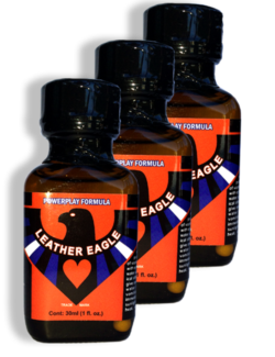 Leather Eagle 30ml - 3 Pack