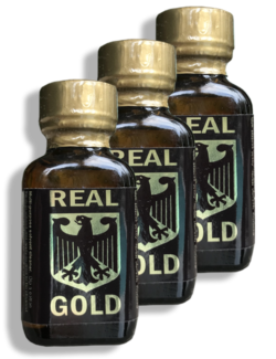 Real Gold 30ml - 3 Pack
