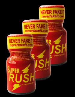 PWD Super Rush 10ml - 3 Pack