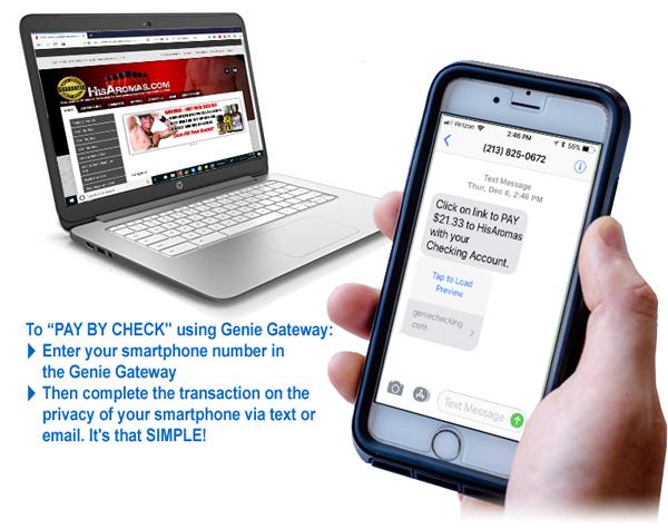 Genie - Pay By Check