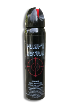 PUMP'D ACTION 4.6oz Spray