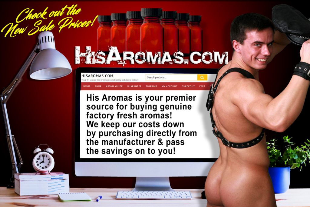 His Aromas - Your premier place for Aromas!